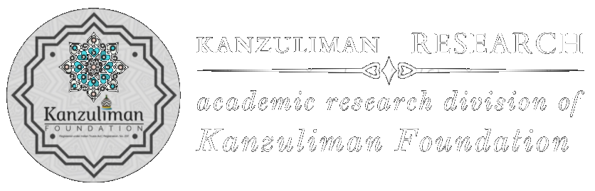 Kanzuliman Academic International Journal On Razawiyāt (KAIJOR)